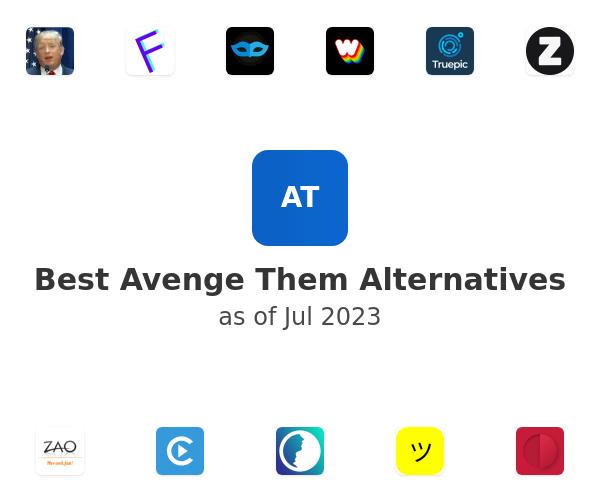 Best Avenge Them Alternatives