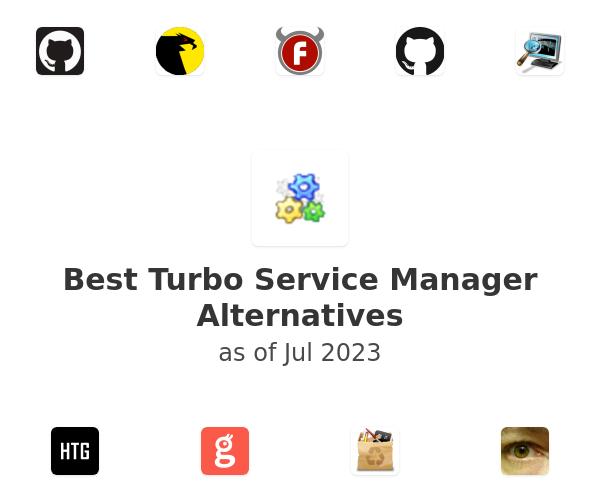 Best Turbo Service Manager Alternatives