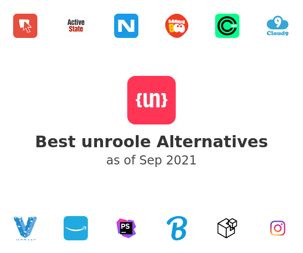 Best unroole Alternatives
