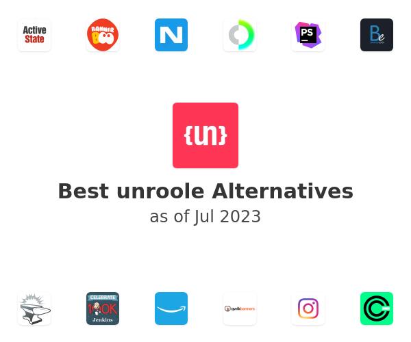 Best unroole Alternatives