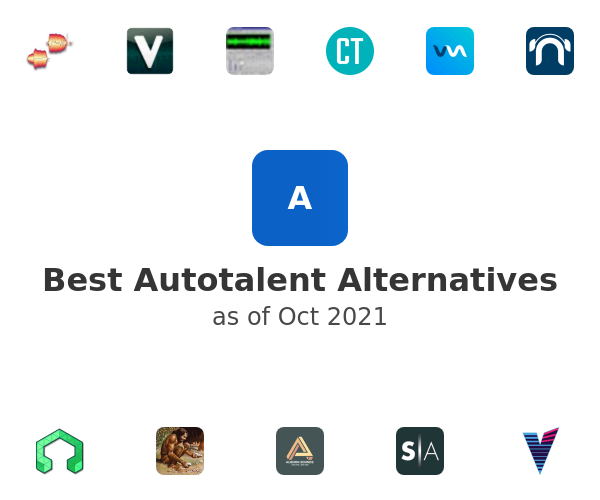 Best Autotalent Alternatives
