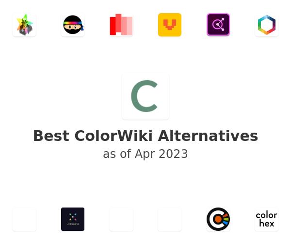 Best ColorWiki Alternatives