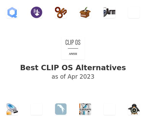 Best CLIP OS Alternatives