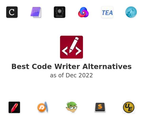 Best Code Writer Alternatives