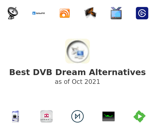 Best DVB Dream Alternatives