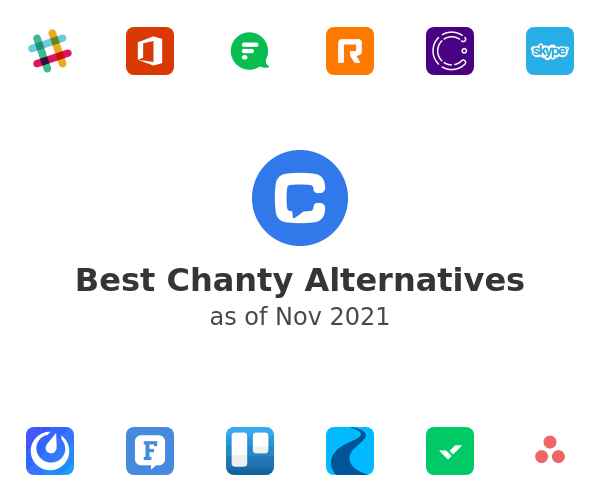 Best Chanty Alternatives