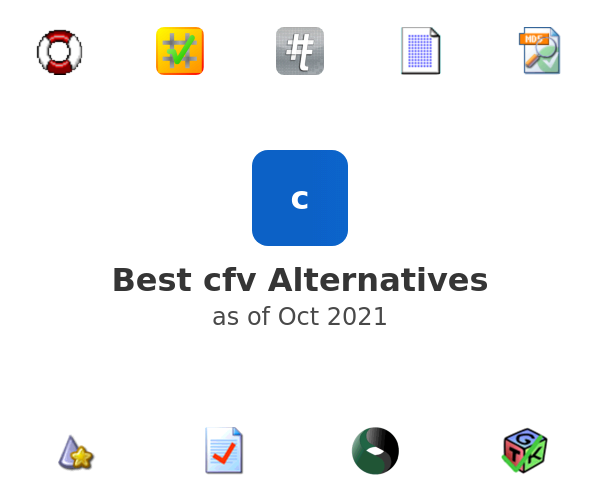 Best cfv Alternatives