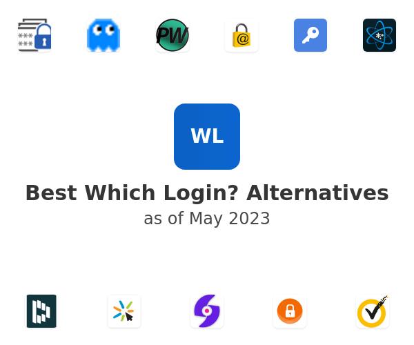 Best Which Login? Alternatives