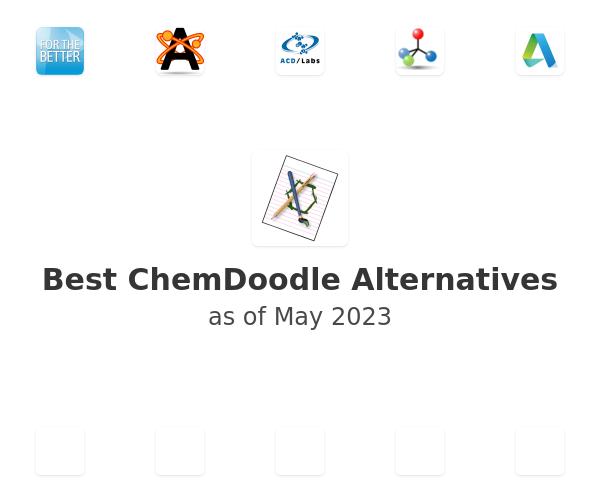 Best ChemDoodle Alternatives