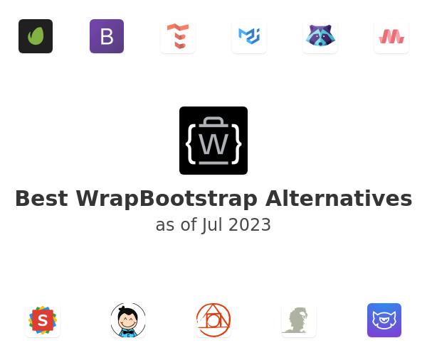Best WrapBootstrap Alternatives