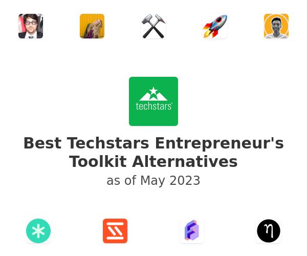 Best Techstars Entrepreneur's Toolkit Alternatives