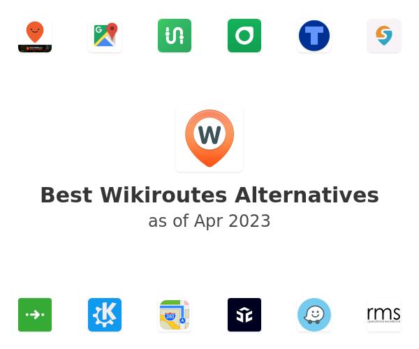 Best Wikiroutes Alternatives