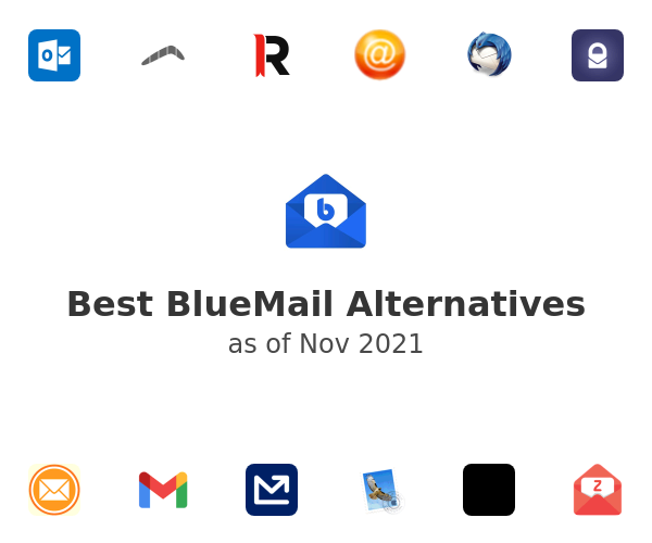 Best BlueMail Alternatives