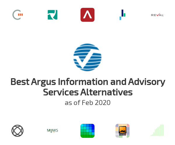 Best Argus Information and Advisory Services Alternatives