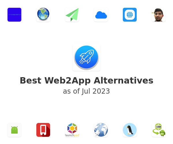 Best Web2App Alternatives