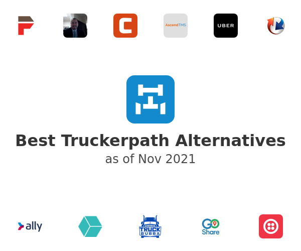 Best Truckerpath Alternatives