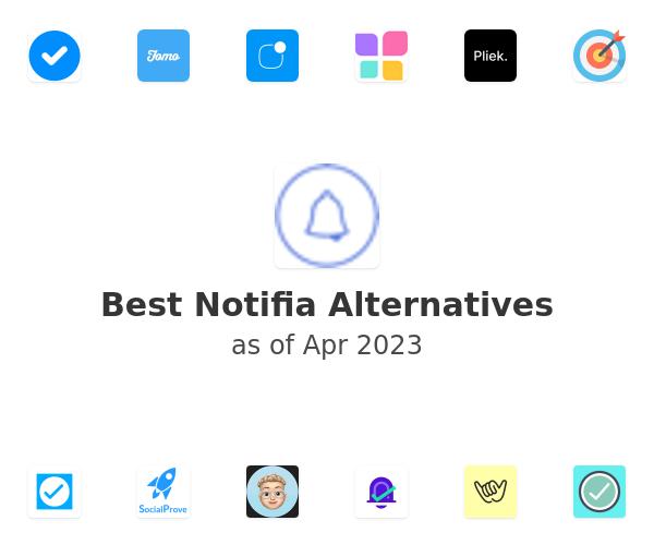 Best Notifia Alternatives