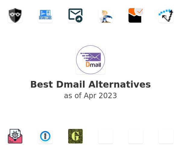 Best Dmail Alternatives