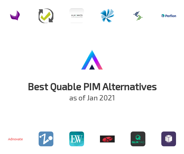 Best Quable PIM Alternatives
