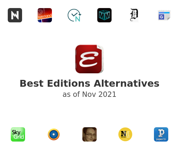 Best Editions Alternatives
