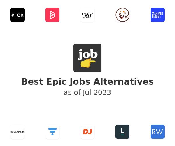 Best Epic Jobs Alternatives