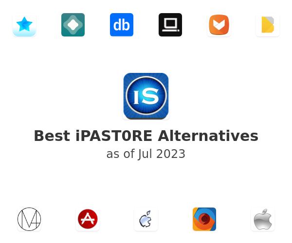 Best iPAST0RE Alternatives