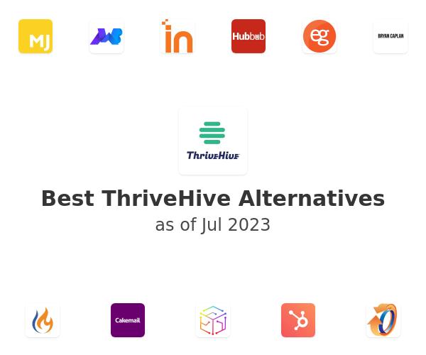 Best ThriveHive Alternatives
