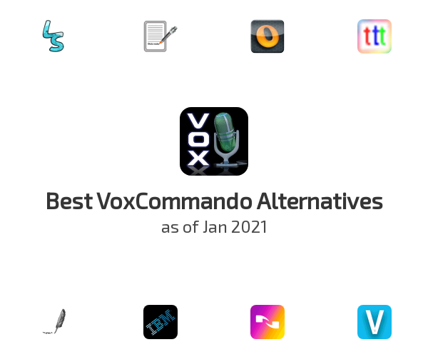 Best VoxCommando Alternatives