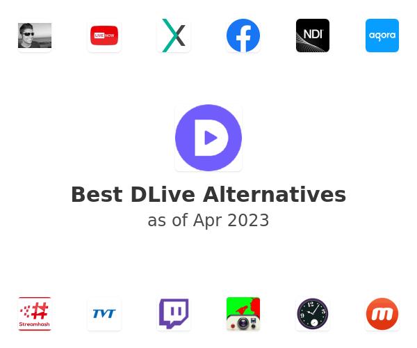 Best DLive Alternatives
