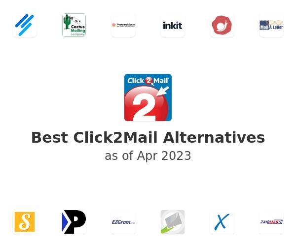 Best Click2Mail Alternatives