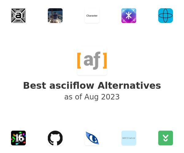 Best asciiflow Alternatives
