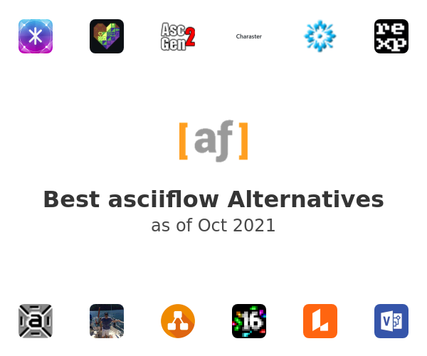 Best asciiflow Alternatives