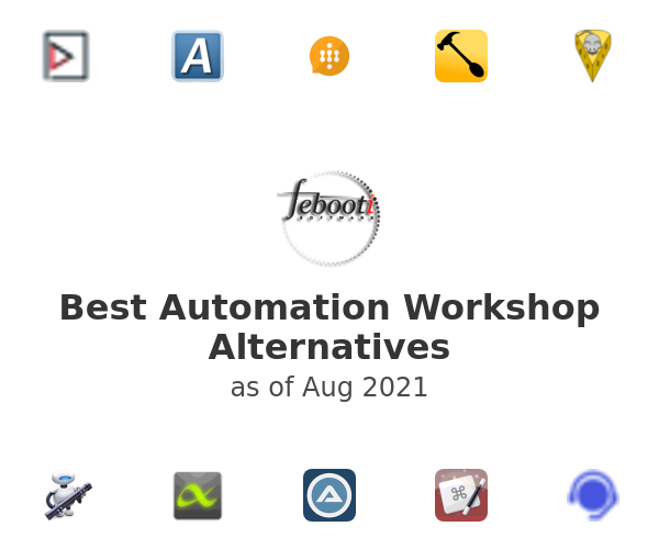 Best Automation Workshop Alternatives