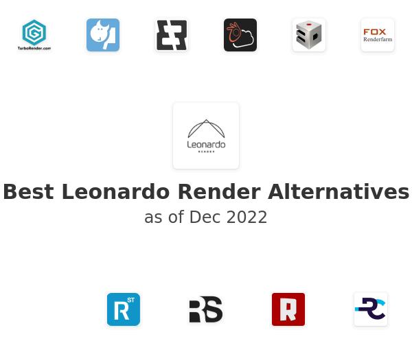 Best Leonardo Render Alternatives