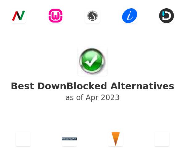 Best DownBlocked Alternatives
