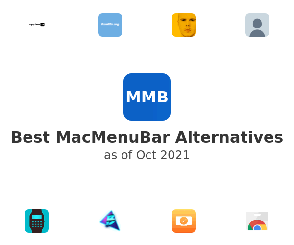 Best MacMenuBar Alternatives