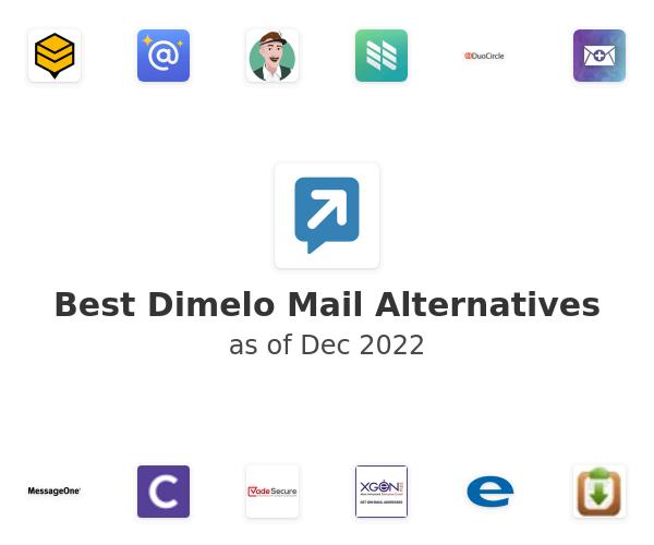 Best Dimelo Mail Alternatives