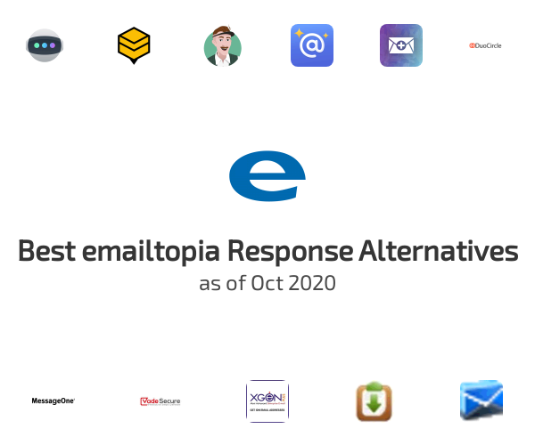 Best emailtopia Response Alternatives