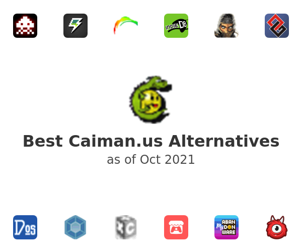 Best Caiman.us Alternatives