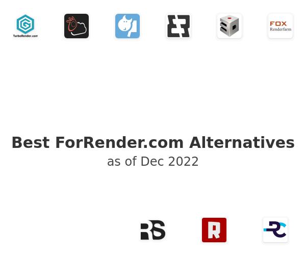 Best ForRender.com Alternatives