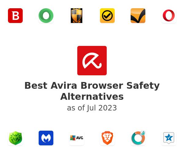 Best Avira Browser Safety Alternatives