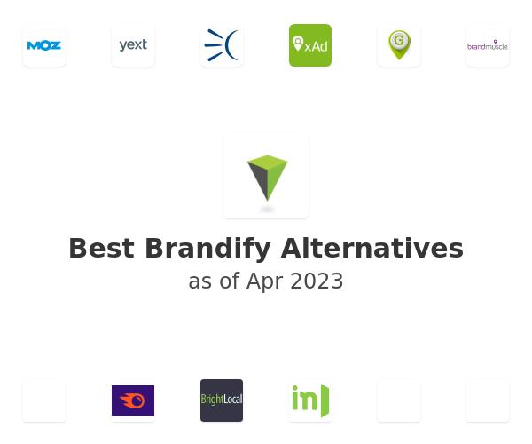 Best Brandify Alternatives