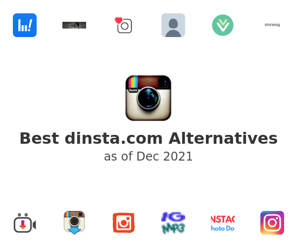 Best dinsta.com Alternatives