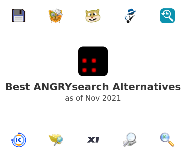Best ANGRYsearch Alternatives