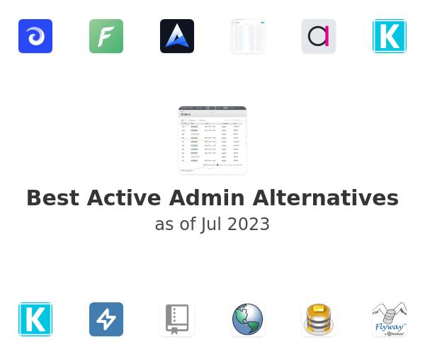 Best Active Admin Alternatives