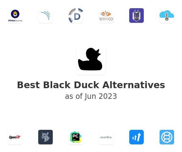 Best Black Duck Alternatives