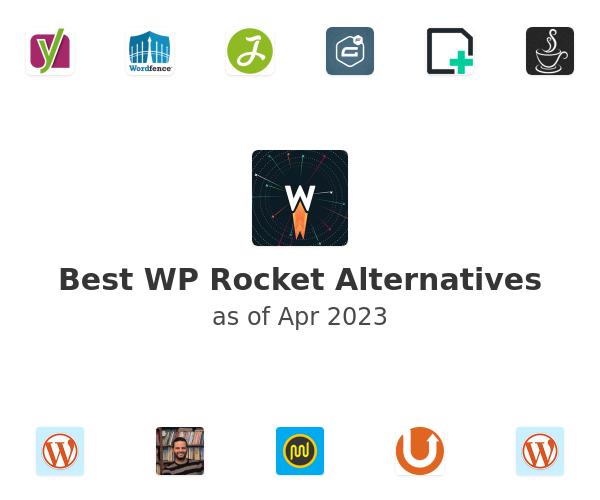 Best WP Rocket Alternatives