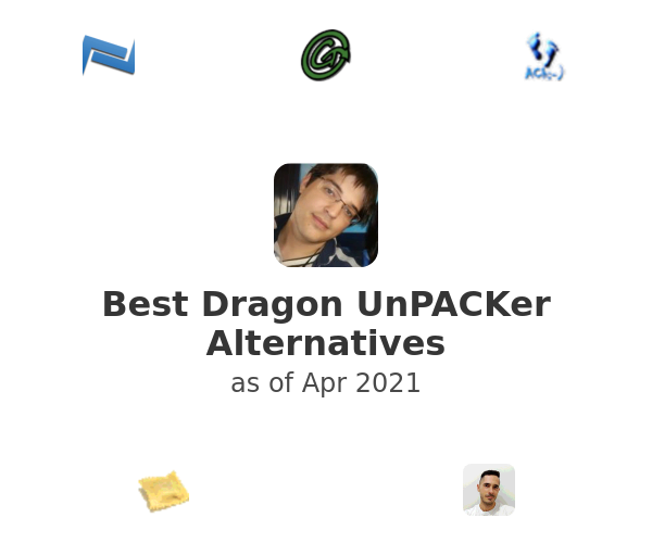 Best Dragon UnPACKer Alternatives