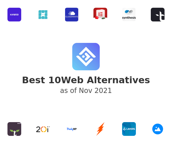 Best 10Web Alternatives