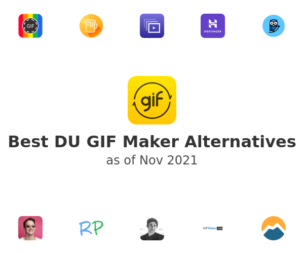 Best DU GIF Maker Alternatives
